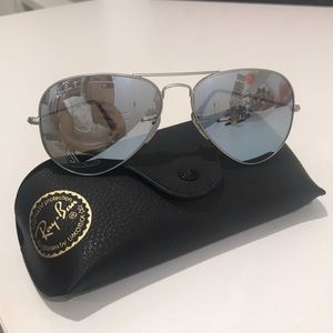 Ray-Ban glasses polarized